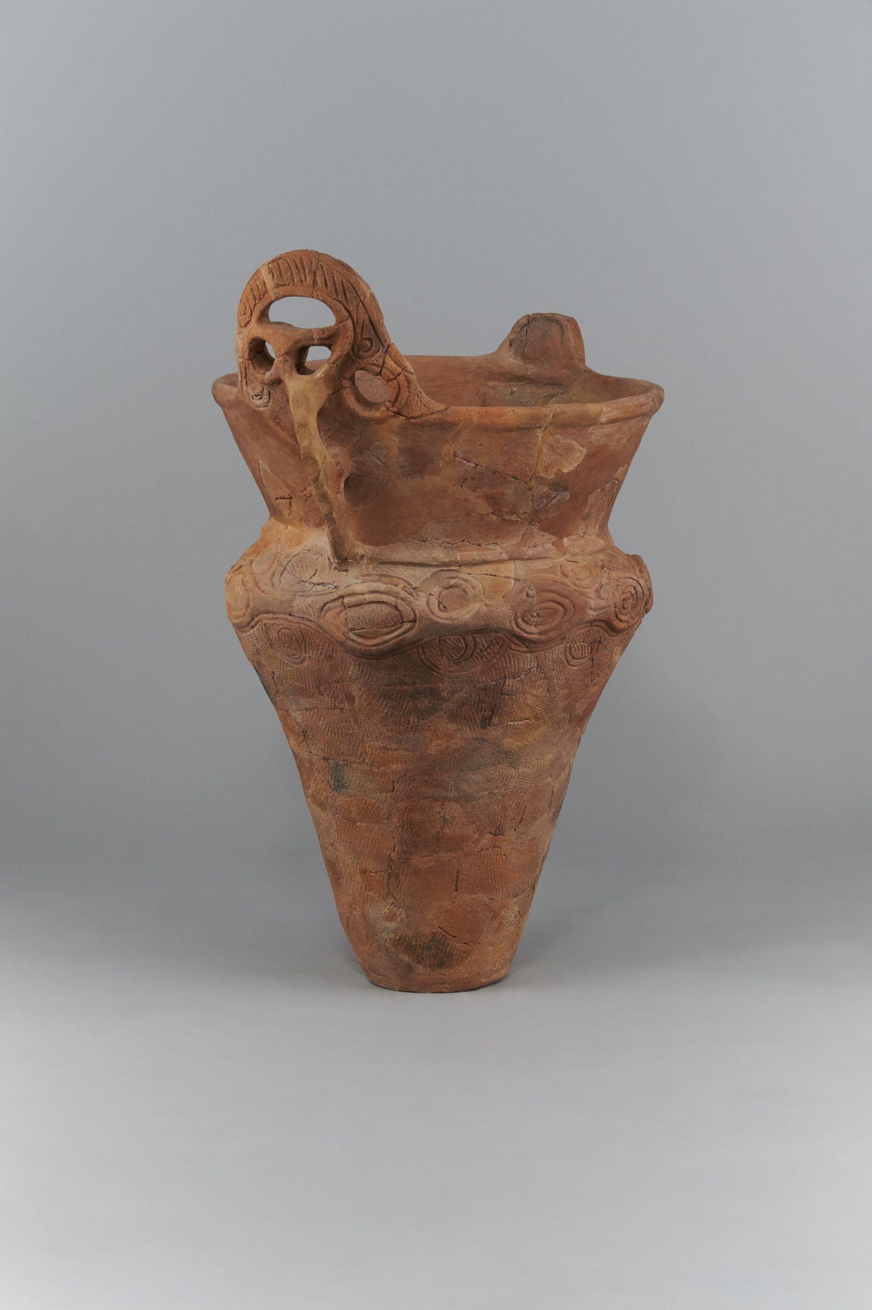 縄文土器(深鉢)