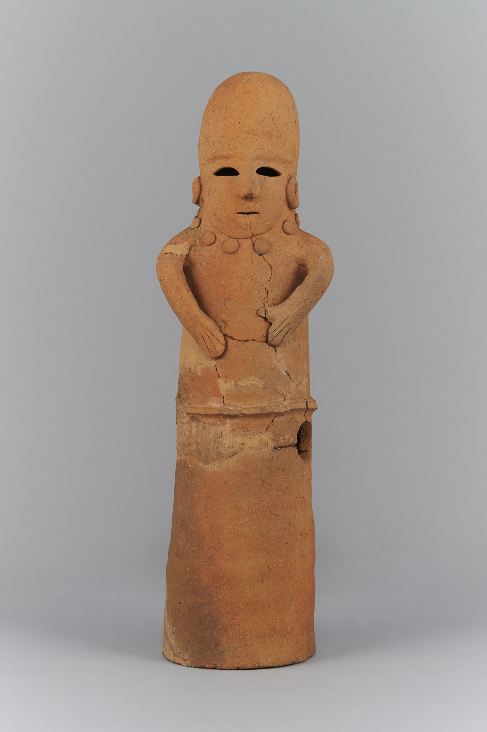男子人物埴輪