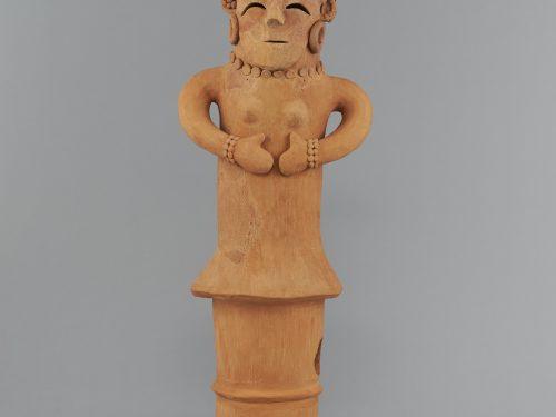 女子人物埴輪